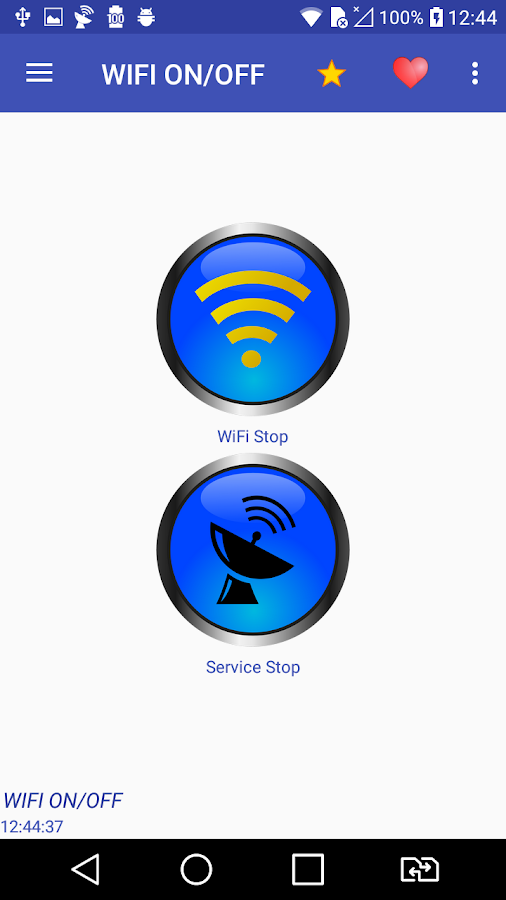 WIFI ON/OFF- screenshot