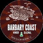 Green Beacon Barbary Coast Brown Ale