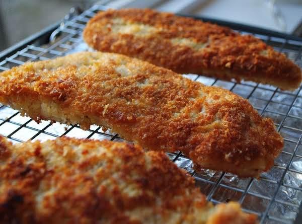 Baked Turkey Cutlets à la Maryland