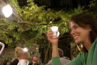 Photo: Outside dinner in Venice