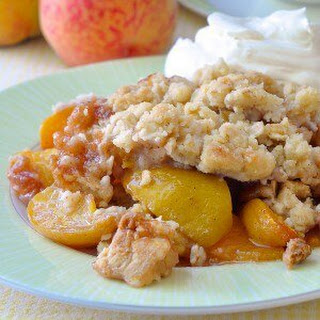 Cold Peach Desserts Recipes.