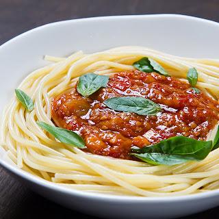 Heirloom Tomato Sauce