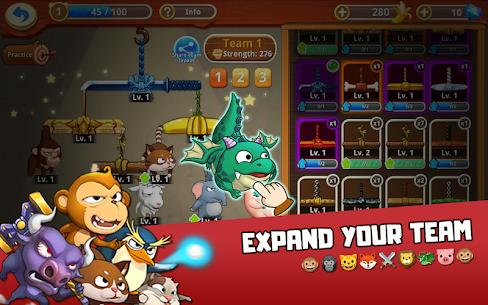 Critter Clash MOD (Unlimited Diamonds) 10