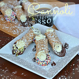 Vanilla Cannoli Filling Recipes.