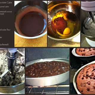 From Scratch Chocolate Cake