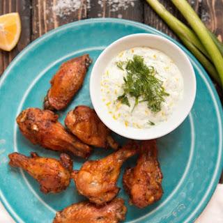 Creamy Garlic Dill Dipping Sauce