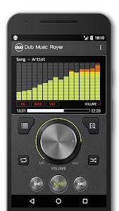 Dub Music Player - MP3 Player, Music equalizer 🎧 4.5 (Lite Mod)