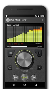 Dub Music Player Mod Apk- Audio Player & Music Equalizer 5