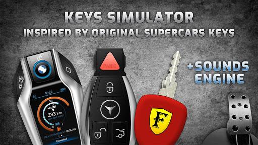 Keys simulator and engine sounds of supercars 1.0.1 screenshots 6