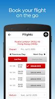 Screenshot of AirAsia