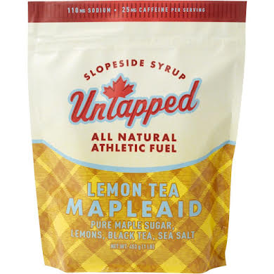 UnTapped Mapleaid Athlete Fuel Drink Mix: Lemon Tea, 1-Pound Bag