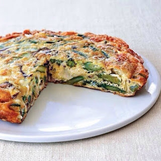 Frittata With Tomatoes And Thyme