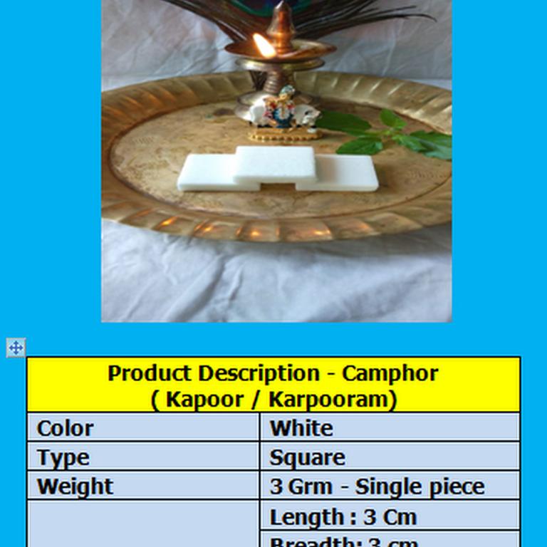 JK Dhoop Industries - Religious Goods Shop in Cochin