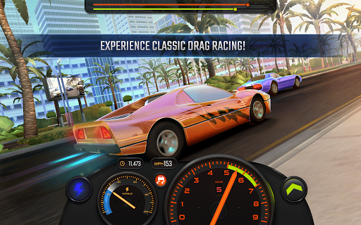 Racing Classics PRO: Drag Race and Real Speed screenshot 16