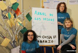 Photo: Monzón: II Feria de Asociaciones. Grupo de Duelo