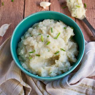 Cauliflower Parsnip Mash Recipe