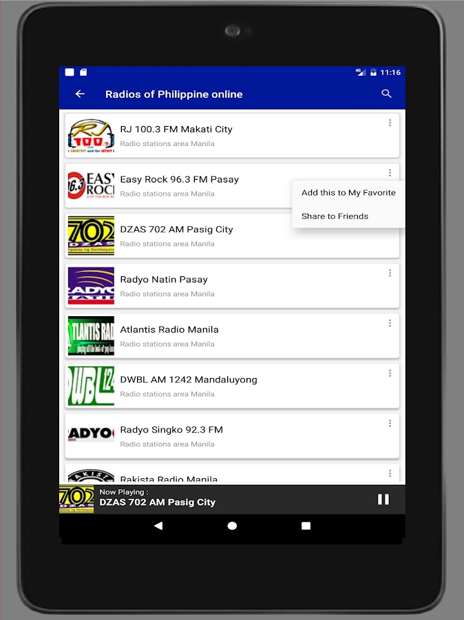 how to listen to radio stations online