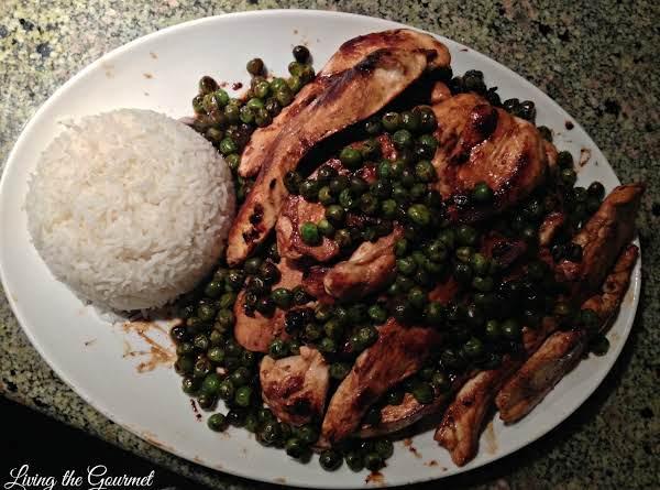 Ginger And Garlic Chicken Recipe