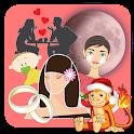 Lunar Calendar for Women icon