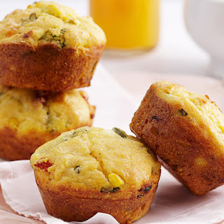Polenta Corn Muffins Recipes