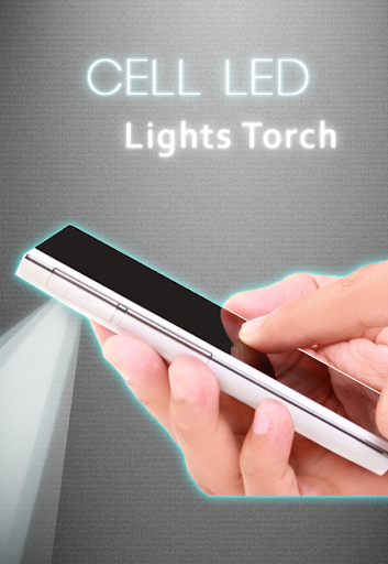 Cell LED Lights Torch