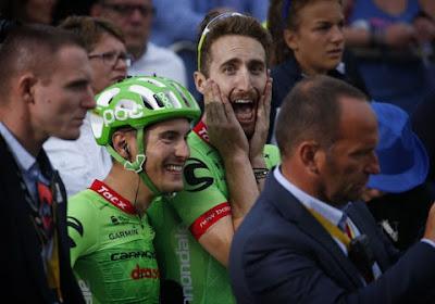"""Arme ploegmaat van Sep Vanmarcke door alles en iedereen achtergelaten in Strade Bianche: """"Ik belandde in het open verkeer"""""""