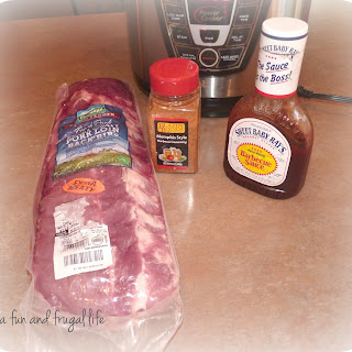 Electric Pressure Cooker ~ Baby Back Ribs.