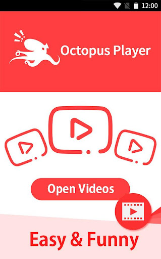 Octopus Player for Android