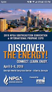 2018 NPGA Expo screenshot