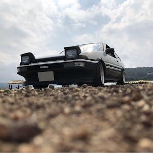 スプリンタートレノ AE86 GT-APEX 昭和62年3月生のカスタム事例画像 拓人さんの2019年08月26日19:44の投稿