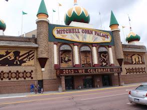 Photo: 09/06/2013 - Mitchell, South Dakota - Corn Palace