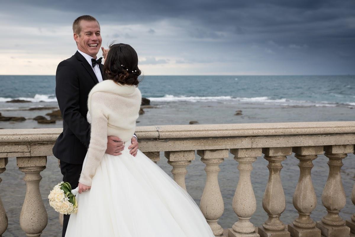 Sposi in Terrazza