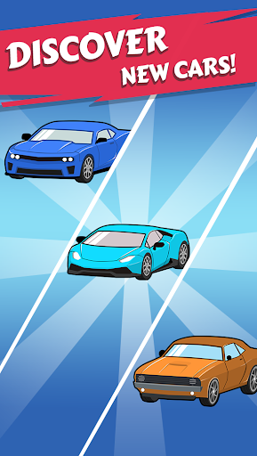Merge Real Cars - Idle Car Tycoon apkdebit screenshots 2