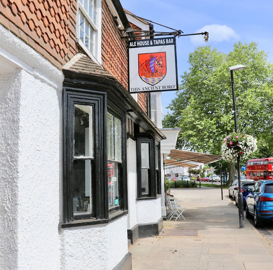 This Ancient Boro Alehouse and Tapas Bar Tenterden