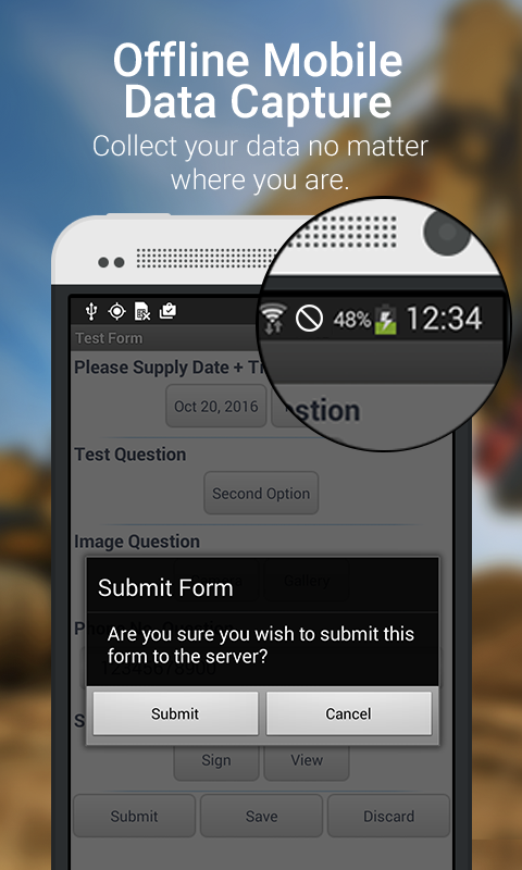 Forms- screenshot