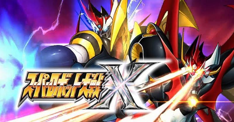 [SRW X] เปิดตัวหุ่นรบและตัวละครออริจินัล!