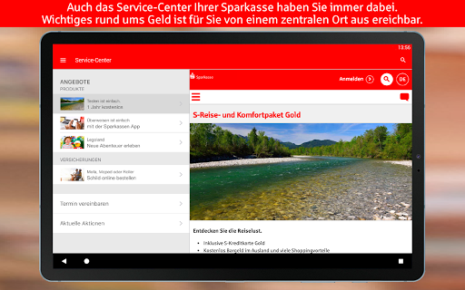 Sparkasse   Ihre mobile Filiale  screenshots 21