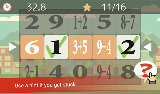 Tap the Numbers (Calculation, Brain training) 3.2.11 screenshots 2