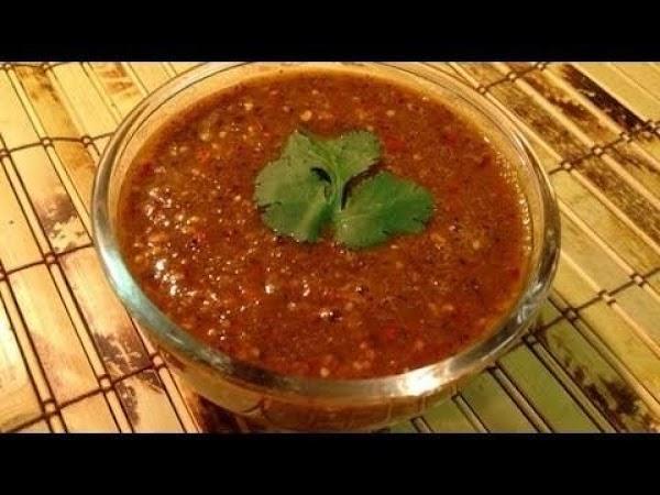 Hot Chile Recipe