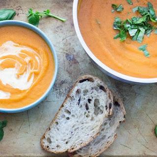 Carrot Tomato Soup.
