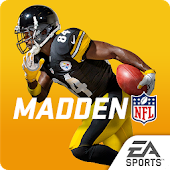 3.  Madden NFL Overdrive Football