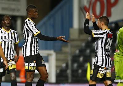 Charleroi ziet speler uitvallen