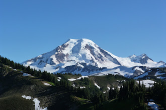 Photo: Mt. Baker, Washington State
