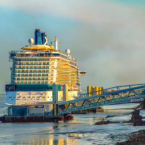 by Padiham Camera Club - Transportation Boats