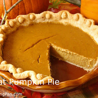 Great Pumpkin Pie