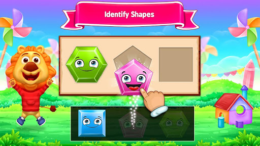 Colors & Shapes - Kids Learn Color and Shape 1.1.3 screenshots 2