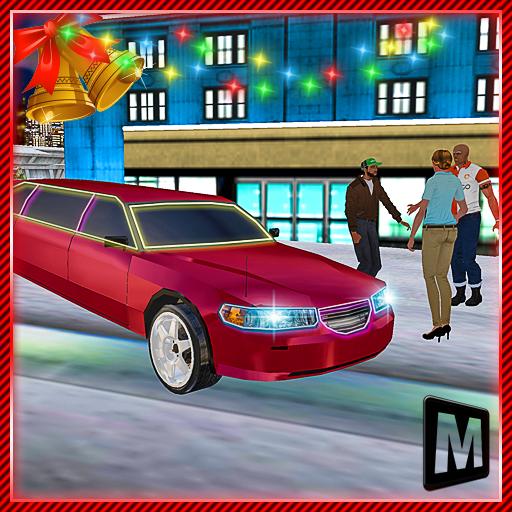 クリスマス市:リムジンドライバー 模擬 App LOGO-APP試玩