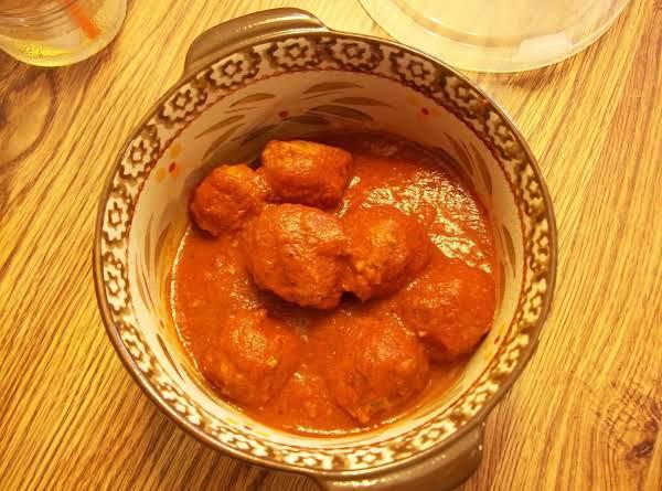 Low Carb Turkey Meatballs Recipe