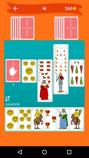 Sevens: card game 1.8 screenshots 4