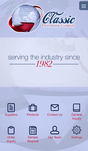 Classic Distributing Company